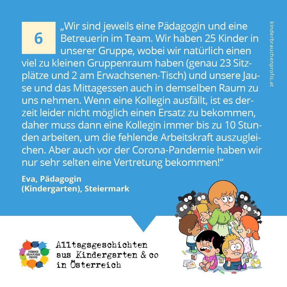 Alltagsgeschichten aus Kindergarten & co in Österreich (6)