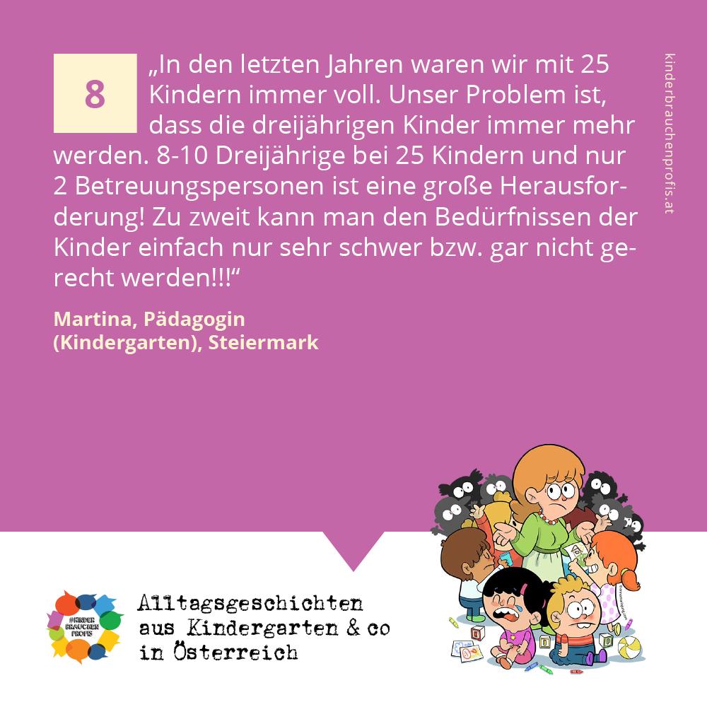 Alltagsgeschichten aus Kindergarten & co in Österreich (8)