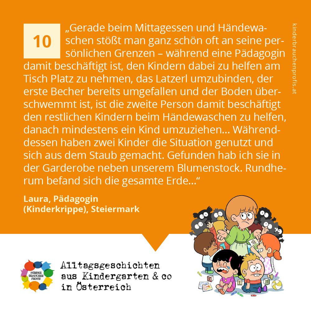Alltagsgeschichten aus Kindergarten & co in Österreich (10)