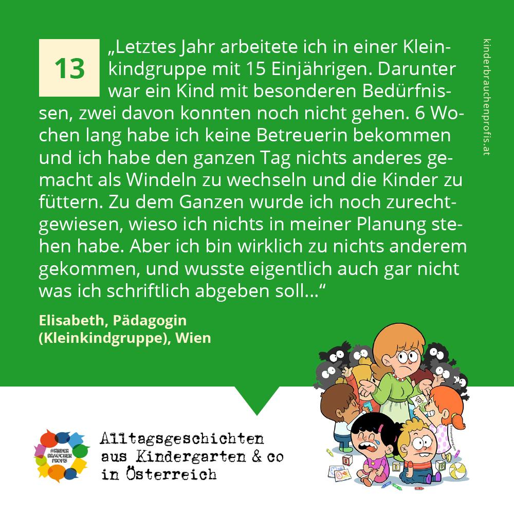 Alltagsgeschichten aus Kindergarten & co in Österreich (13)