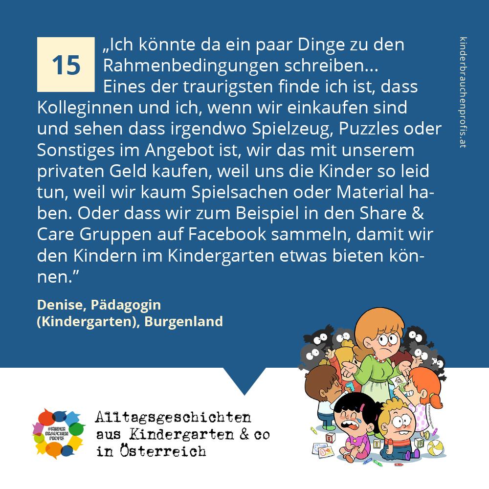 Alltagsgeschichten aus Kindergarten & co in Österreich (15)