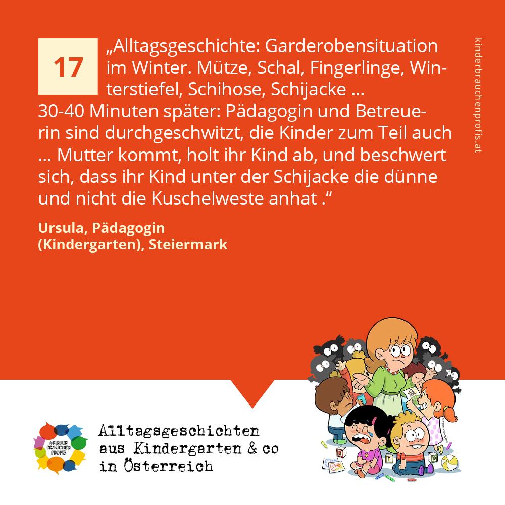 Alltagsgeschichten aus Kindergarten & co in Österreich (17)