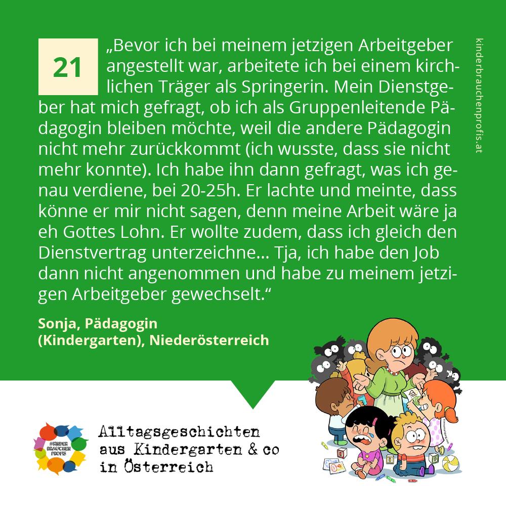 Alltagsgeschichten aus Kindergarten & co in Österreich (21)