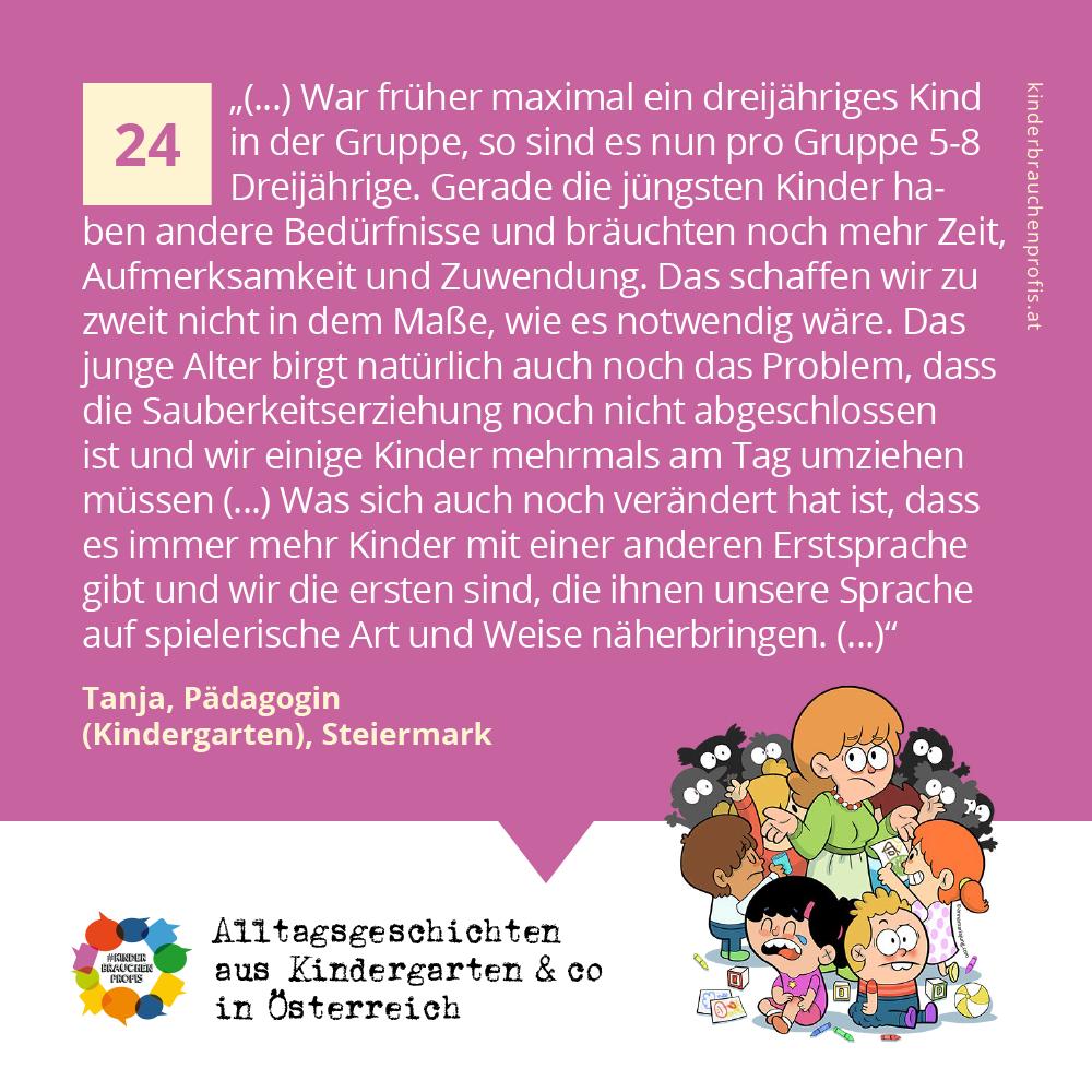 Alltagsgeschichten aus Kindergarten & co in Österreich (24)